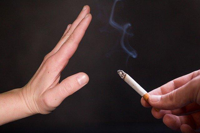 اقلاع عن السجائر