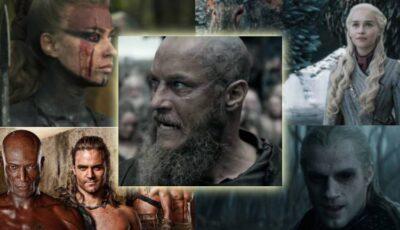 10 مسلاسلات أجنبية رائعة مثل مسلسل فايكنغ – Vikings