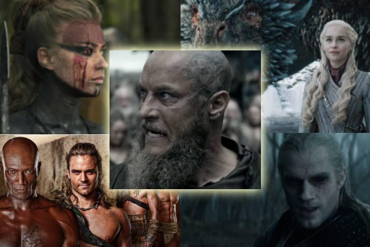 10 مسلاسلات أجنبية رائعة مثل مسلسل فايكنغ Vikings مدونة متع